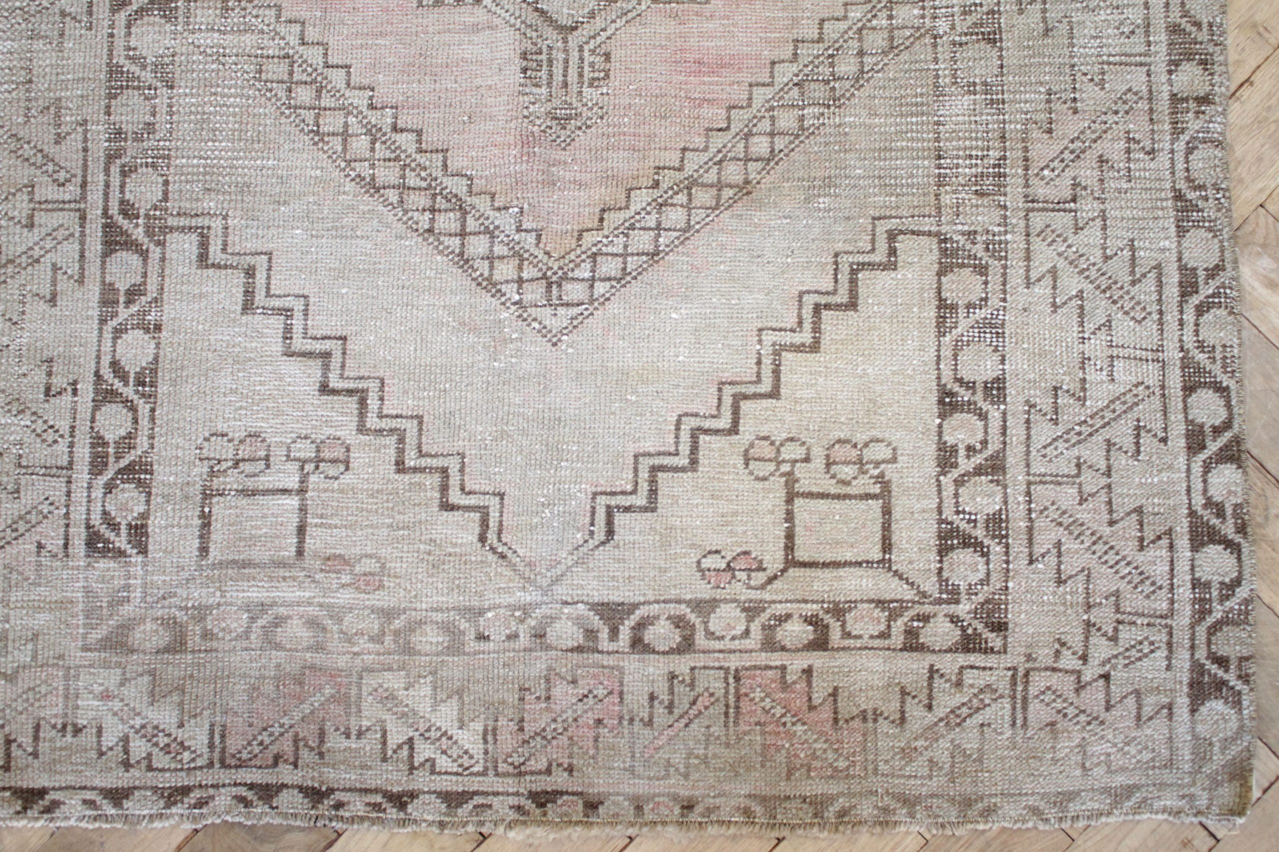 Louisa Vintage Turkish Accent Rug