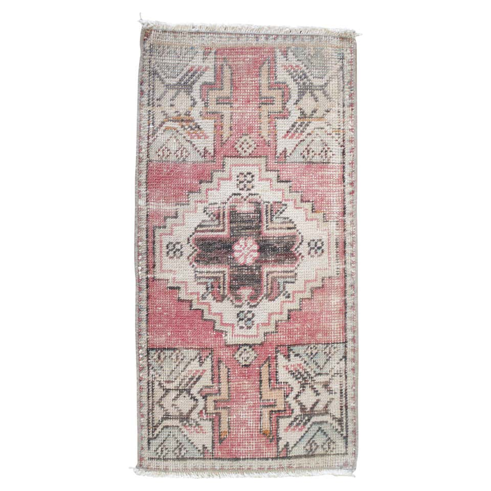 Maya Vintage Turkish Wool Rug