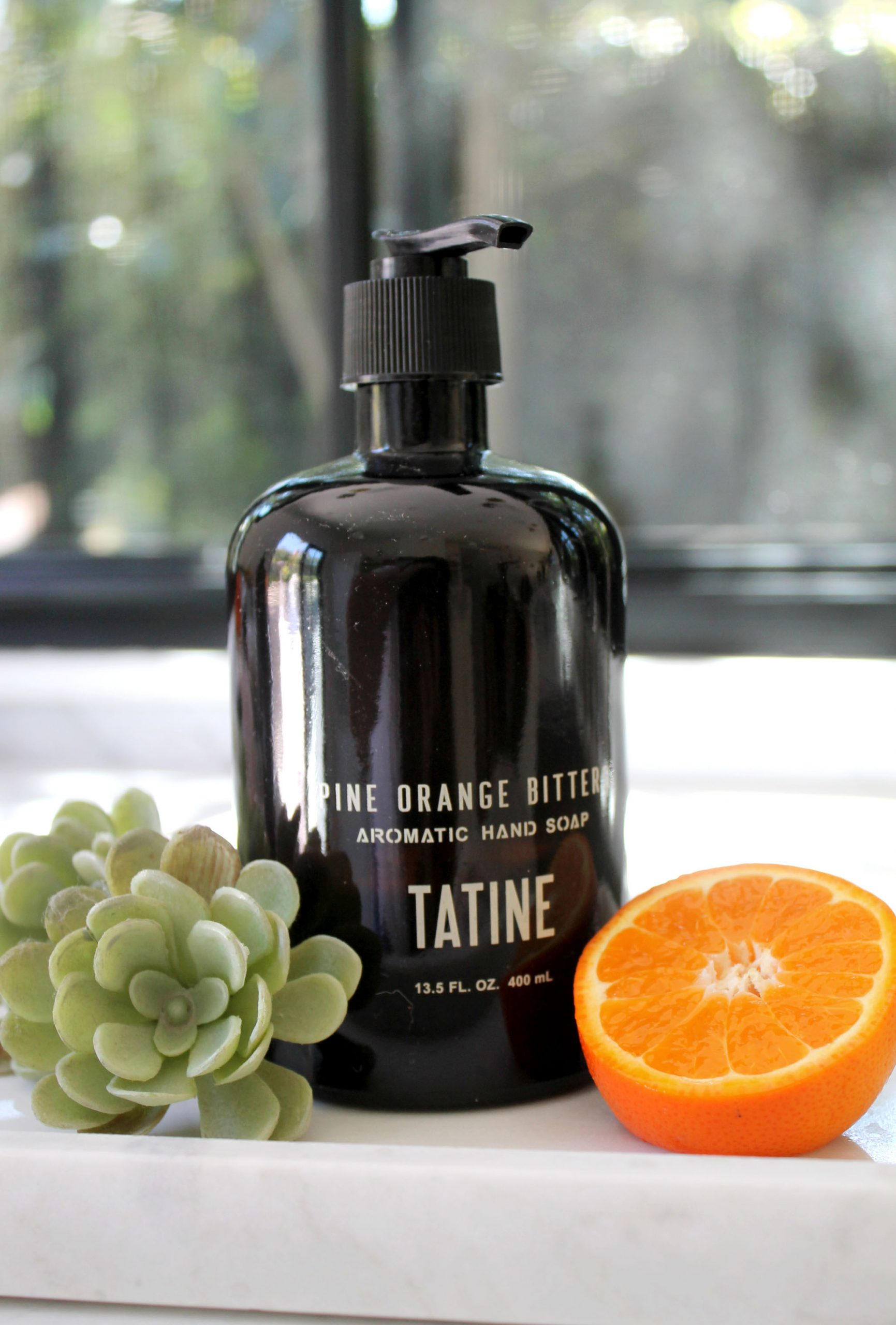 Pine Orange Bitters Hand Soap And Lotion