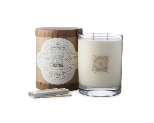 FIELDS Seasonal 2-wick candle