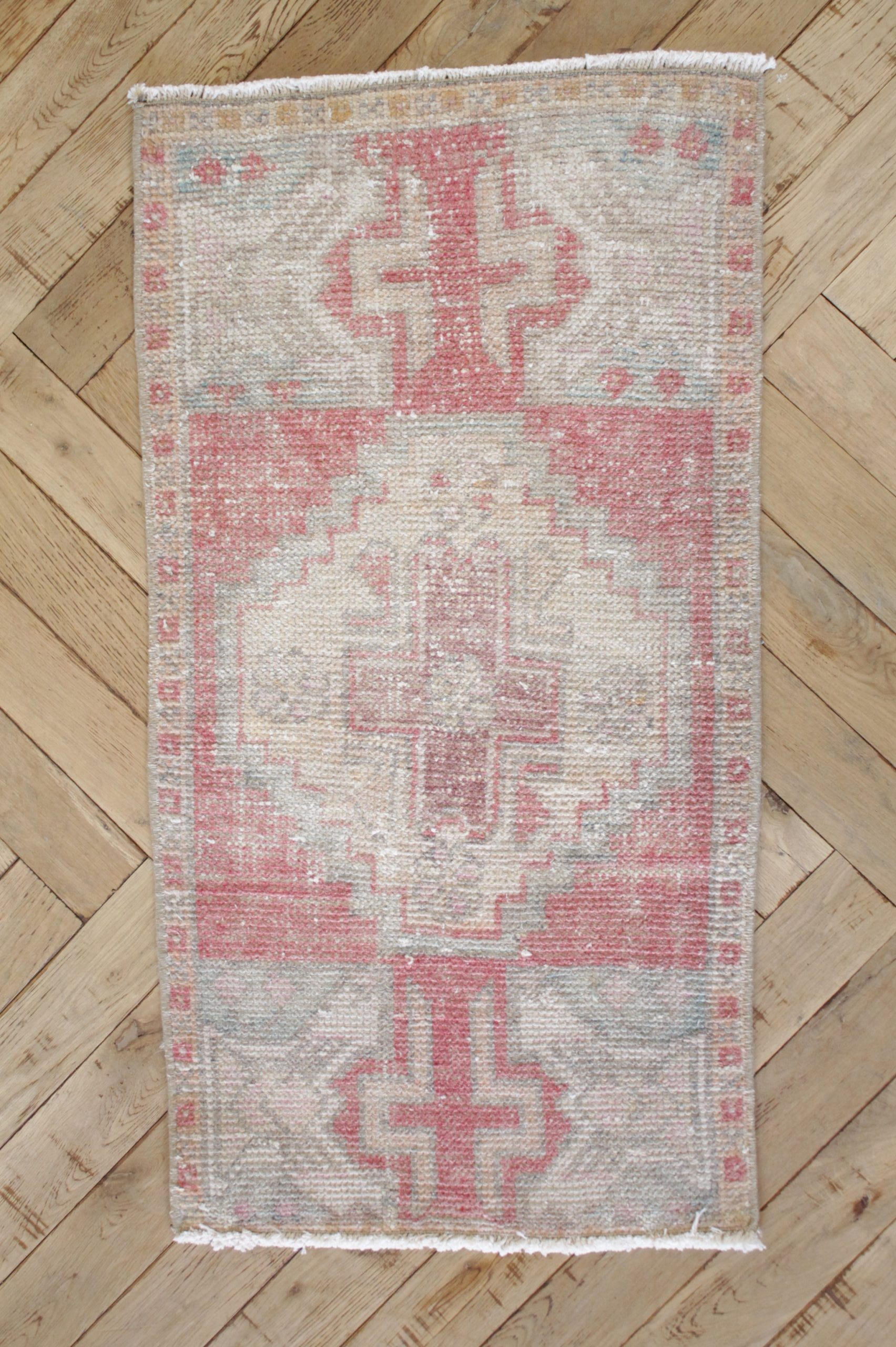 Ellie Vintage Turkish Wool Rug