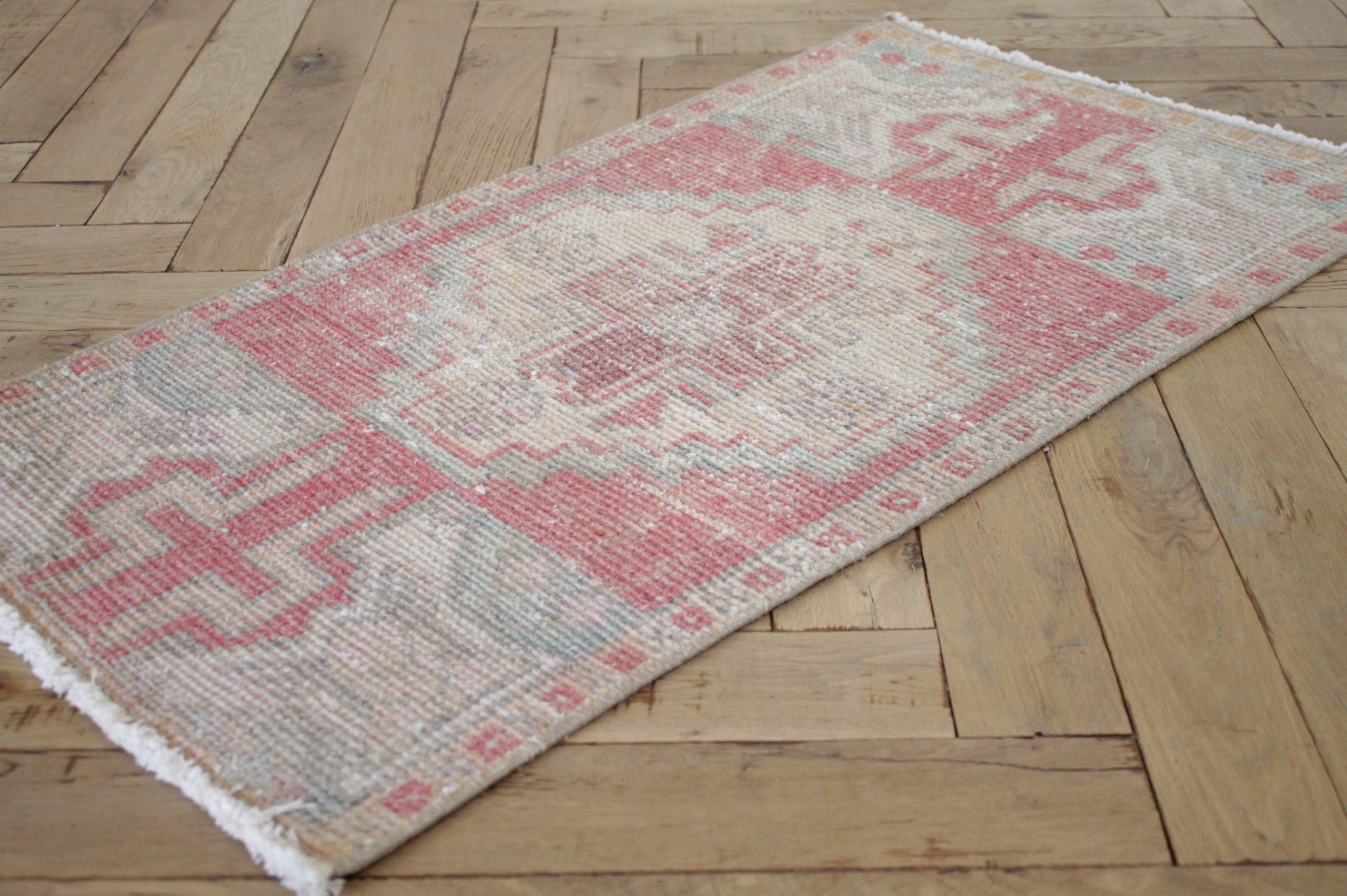 Ellie Vintage Turkish Wool Rug