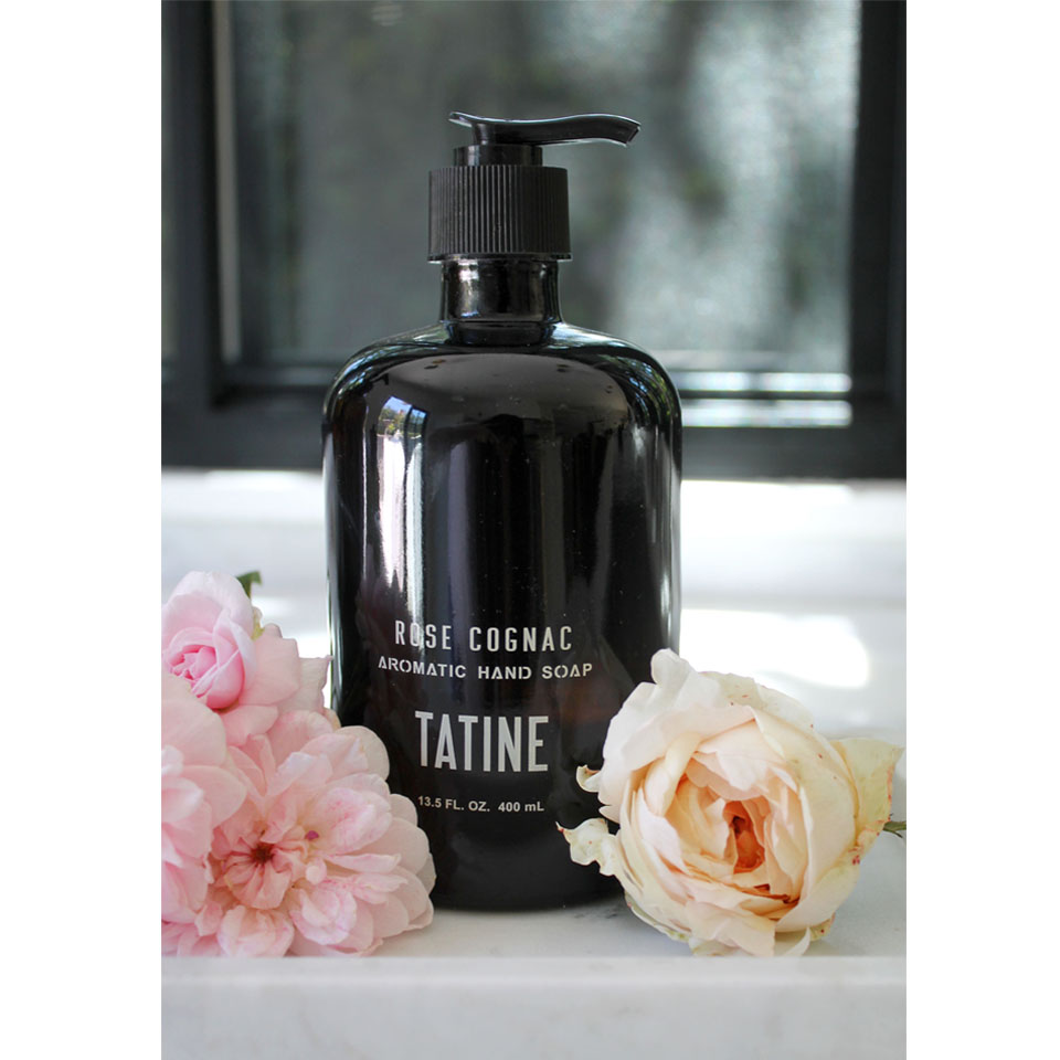 Rose Cognac Hand Soap