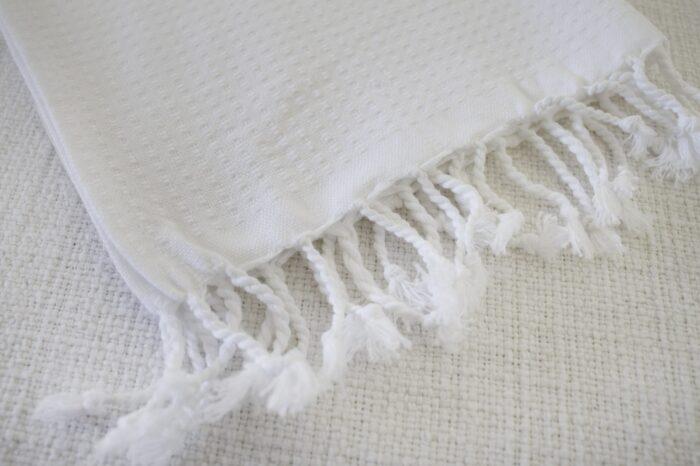 Honeycomb Turkish Hand Towel