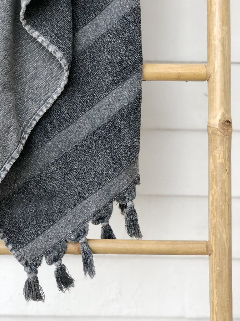 Cocoon Coal Towel