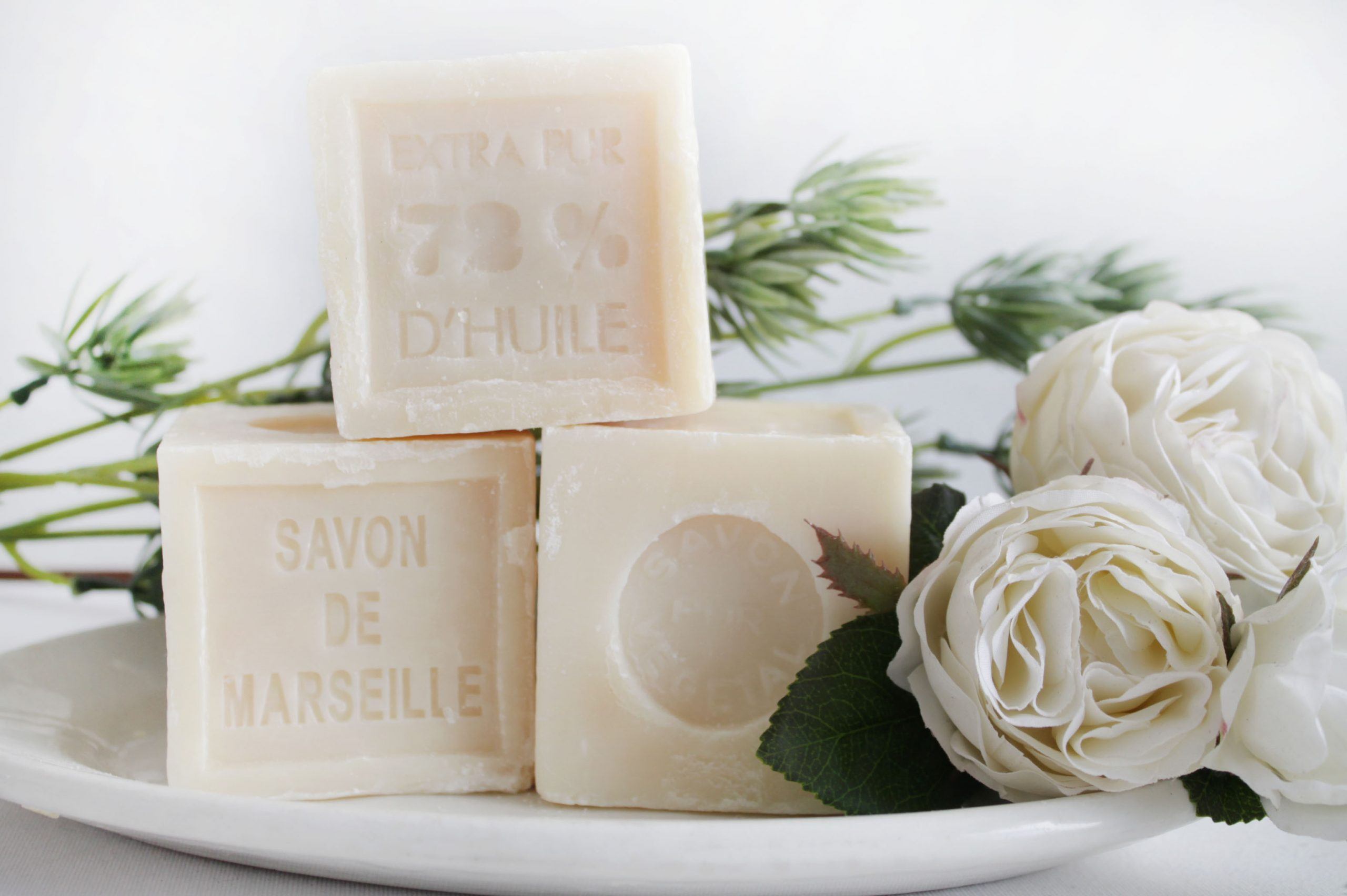 Original Savon de Marseille Olive Oil Soap Bar