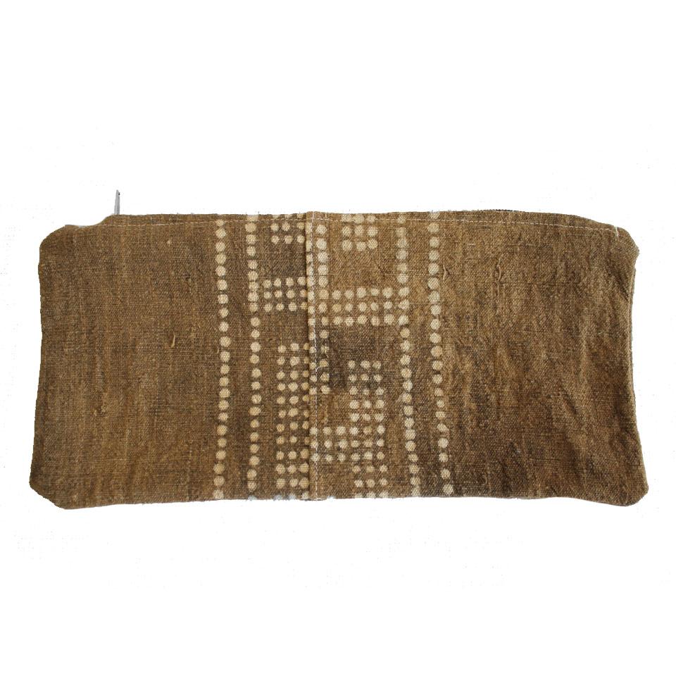 Vintage Batik Pouch
