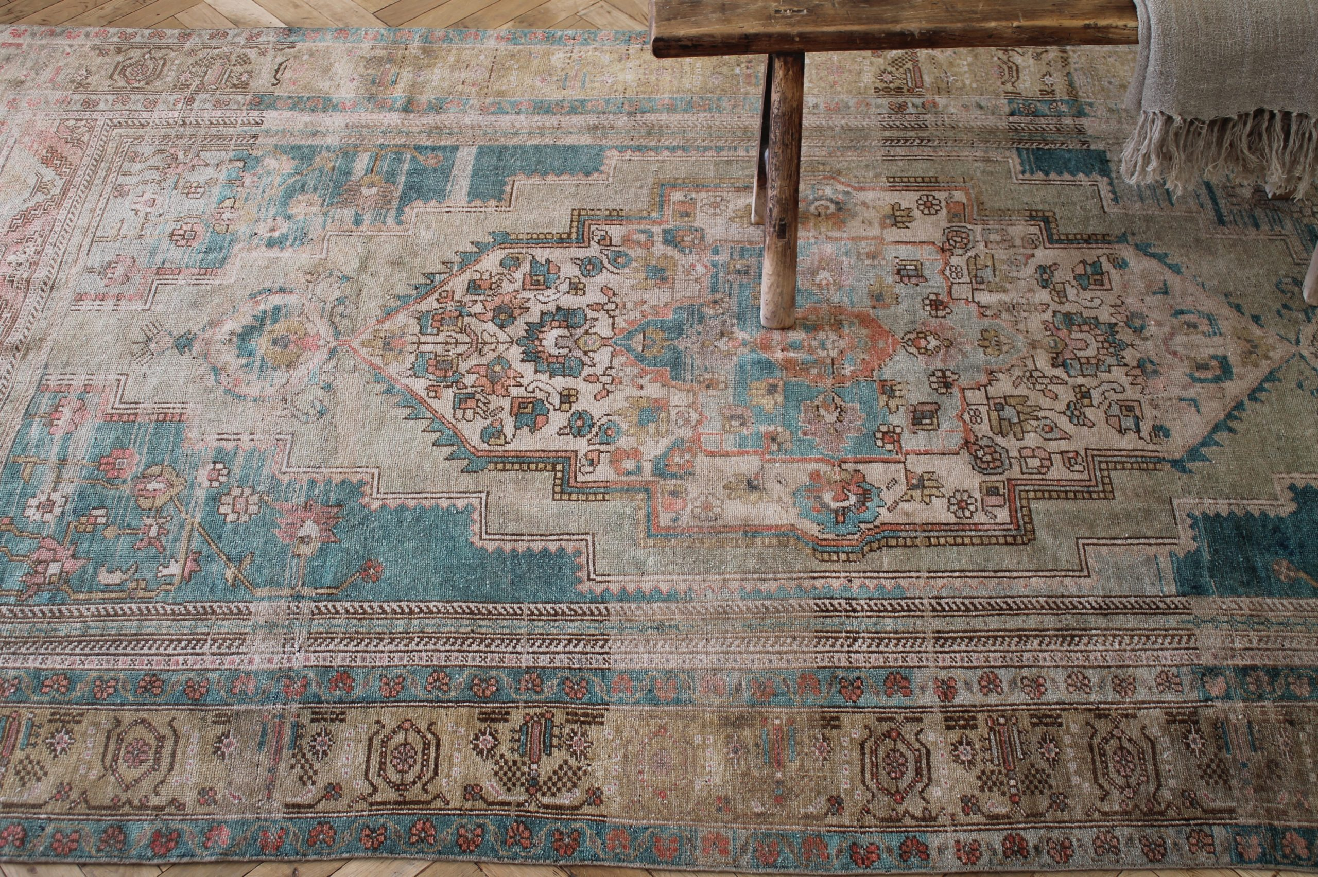Drake Vintage Turkish Rug